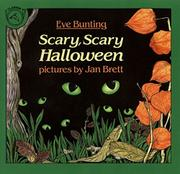 SCARY, SCARY HALLOWEEN by Jan Brett