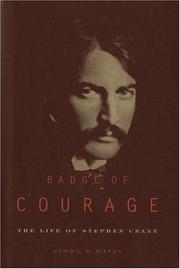 BADGE OF COURAGE by Linda H. Davis