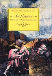 THE HISTORIAN by Eugene K. Garber