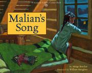 MALIAN'S SONG by Marge Bruchac