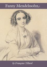 FANNY MENDELSSOHN by Françoise Tillard