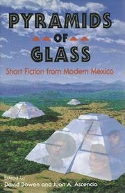 PYRAMIDS OF GLASS by David Bowen