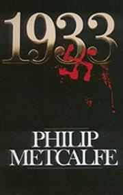 1933 by Philip Metcalfe