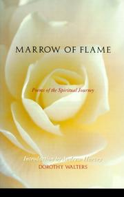 MARROW OF FLAME by Dorothy Walters