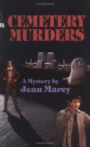CEMETERY MURDERS by Jean Marcy