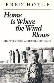 HOME IS WHERE THE WIND BLOWS by Fred Hoyle