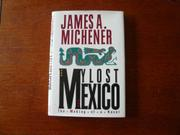 Book Cover for MY LOST MEXICO