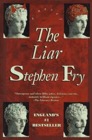 Cover art for THE LIAR
