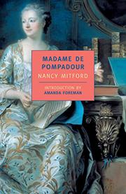 Book Cover for MADAME DE POMPADOUR