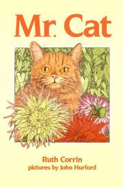 MISTER CAT by Ruth Corrin