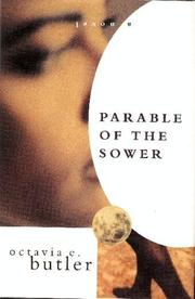 Cover art for PARABLE OF THE SOWER