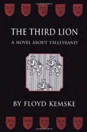 THE THIRD LION by Floyd Kemske