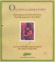 OULIPO LABORATORY by Alastair Brotchie