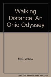 WALKING DISTANCE by William Allen