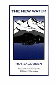 THE NEW WATER by Roy Jacobsen