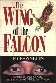 THE WING OF THE FALCON by Jo Franklin
