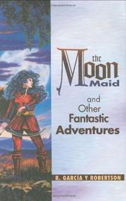 Book Cover for THE MOON MAID
