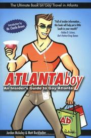 ATLANTAboy by Jordan and Matt Burkhalter McAuley