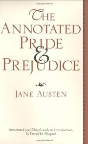Cover art for PRIDE & PREJUDICE