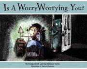 Cover art for IS A WORRY WORRYING YOU?