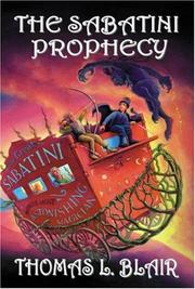 THE SABATINI PROPHECY by Thomas L. Blair