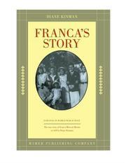 FRANCA'S STORY by Diane Kinman