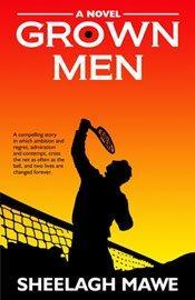 GROWN MEN by S.M. Mawe
