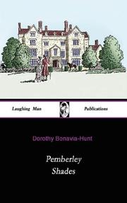 PEMBERLEY SHADES by D. A. Bonavia-Hunt