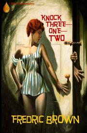 KNOCK THREE-ONE-TWO by Fredric Brown
