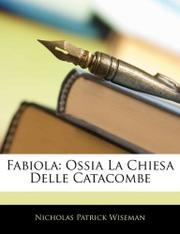 FABIOLA by Cardinal;  by Eddie Doherty Wiseman