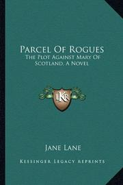 PARCEL OF ROGUES by Jane Lane