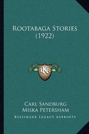 ROOTABAGA STORIES by Carl Sandburg