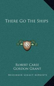 THERE GO THE SHIPS by Robert Carse