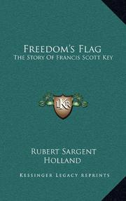 FREEDOM'S FLAG by Rupert argent Holland