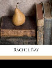 RACHEL RAY by Anthony Trollope