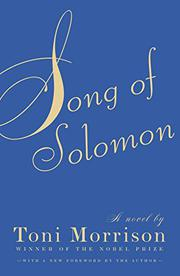 Cover art for SONG OF SOLOMON