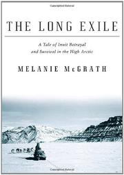 Cover art for THE LONG EXILE