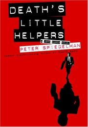 DEATH'S LITTLE HELPERS by Peter Spiegelman