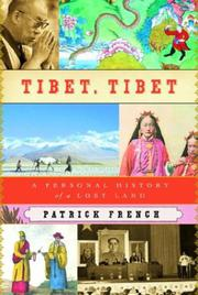 TIBET, TIBET by Patrick French