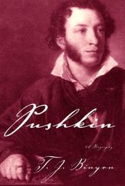PUSHKIN by T.J. Binyon