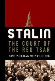 STALIN by S. Sebag Montefiore