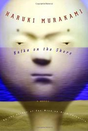 Cover art for KAFKA ON THE SHORE