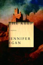 Cover art for THE KEEP