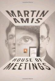 Cover art for HOUSE OF MEETINGS
