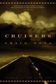 CRUISERS by Craig Nova