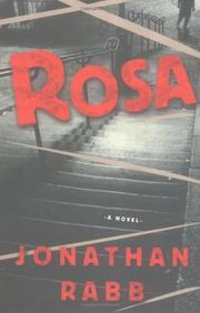 ROSA by Jonathan Rabb