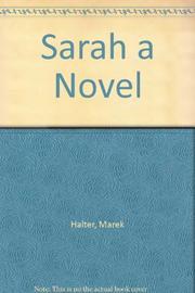 SARAH by Marek Halter