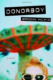 DONORBOY by Brendan Halpin