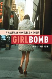 Book Cover for GIRLBOMB