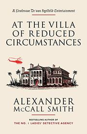 Book Cover for AT THE VILLA OF REDUCED CIRCUMSTANCES